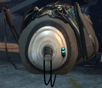 Combine (Half-Life) - The Advisor's grub-like appearance was inspired by the works of science fiction author Frank Herbert.