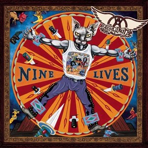 Nine Lives (Aerosmith album) - Image: Aerosmith Nine Lives