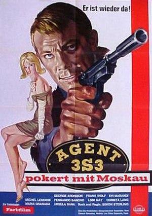 Agent 3S3: Massacre in the Sun - Image: Agent 3S3, Massacre in the Sun