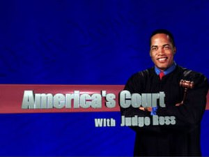 America's Court with Judge Ross - Image: America's Court with Judge Ross title screen