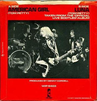 American Girl (Tom Petty song) - Image: American Girl Tom Petty