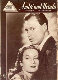 <i>André and Ursula</i> 1955 film