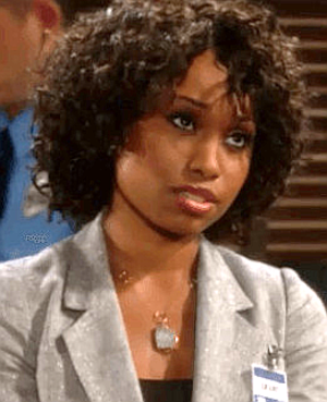 Leslie Michaelson - Angell Conwell as Leslie Michaelson
