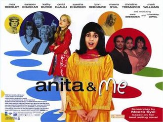 Anita and Me (film) - Theatrical Release Poster