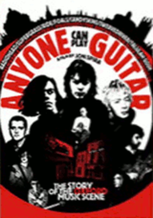 Anyone Can Play Guitar (film) - DVD release cover