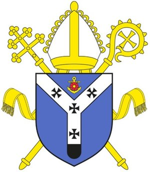 Archbishop of Liverpool - Image: Arms of the Archdiocese of Liverpool