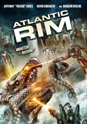 Atlantic Rim (film) - DVD cover
