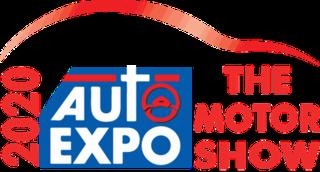 Auto Expo Biennial automotive show in India