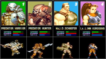Alien vs. Predator (arcade game) - Wikiwand