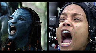 Avatar (2009 film) - Cameron pioneered a specially designed camera built into a 6-inch boom that allowed the facial expressions of the actors to be captured and digitally recorded for the animators to use later.
