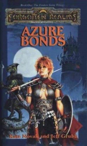 Alias (Forgotten Realms) - Cover to Azure Bonds