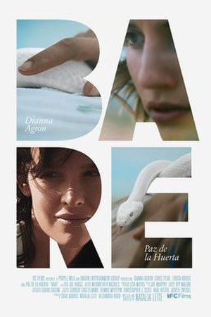 Bare (film) - Theatrical release poster