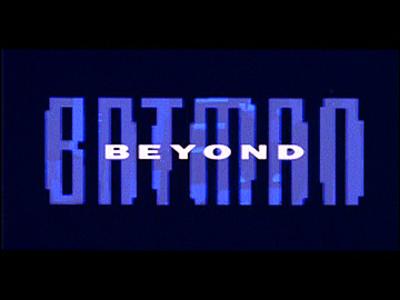 Picture of a TV show: Batman Beyond
