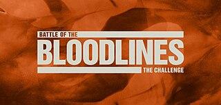 <i>The Challenge: Battle of the Bloodlines</i>