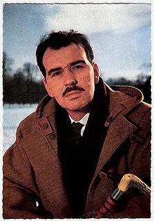 Bernhard Wicki Austrian actor and film director