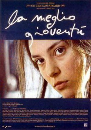 The Best of Youth - Original Italian film poster