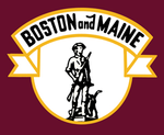 Boston and maine railroad minuteman herald.png