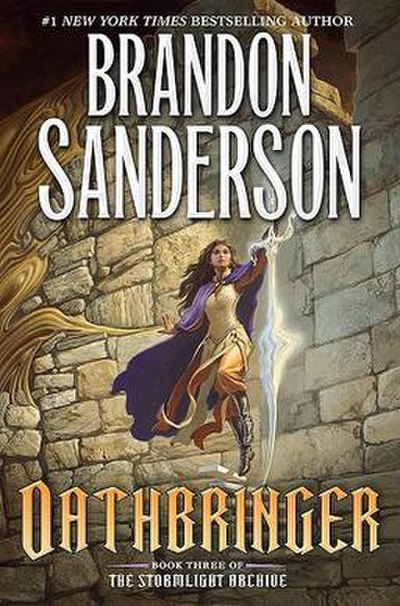 Picture of a book: Oathbringer