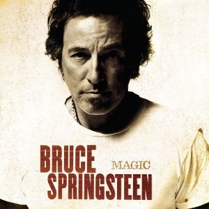 Magic (Bruce Springsteen album) - Image: Bruce Springsteen Magic