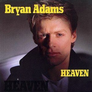Heaven (Bryan Adams song) - Image: Bryanadams Heaven Cover