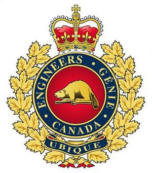 Canadian Military Engineers - Image: CME Badge