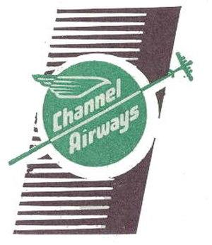 Channel Airways - Image: Channelairways 01