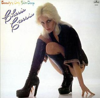 Beauty's Only Skin Deep - Image: Cherie Currie Beautys Only Skin