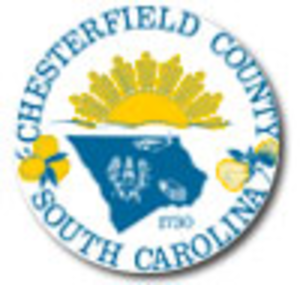 Chesterfield County, South Carolina - Image: Chesterfield County sc seal