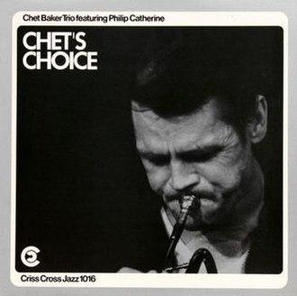 Chet's Choice - Image: Chet's Choice