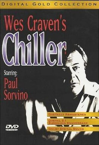 Wes Craven's Chiller - DVD cover