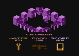Chimera (video game) - About to disable an electric fence with a spanner