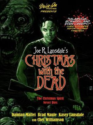 Christmas with the Dead (short story) - Cover of DVD release