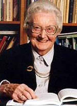 Cicely Saunders - Image: Cicely Saunders