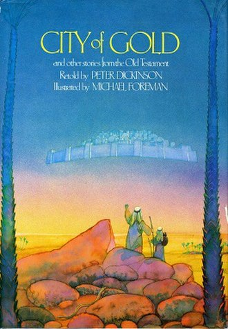 City of Gold (book) - Front cover of 1980 hardcover edition