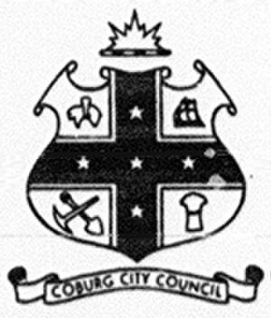 City of Coburg - Image: Coburg Council 1994