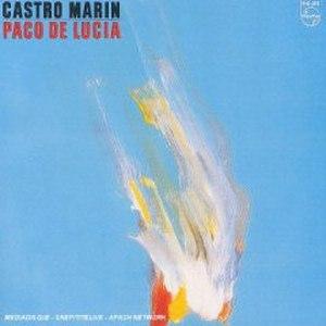 Castro Marín - Image: Cover castro marin