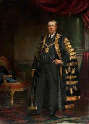 Crawford McCullagh - Sir Crawford McCullagh, as Lord Mayor