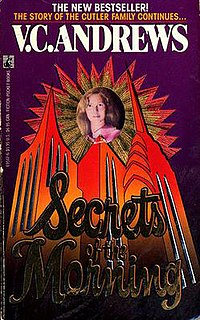 Original cover of Secrets of the Morning