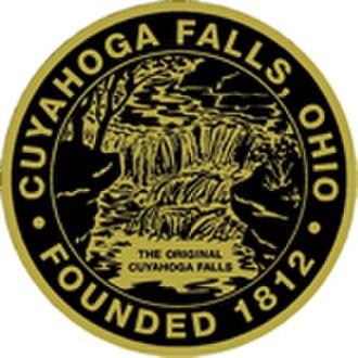 Cuyahoga Falls, Ohio - Image: Cuyahoga Falls seal