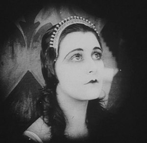 Lil Dagover - Lil Dagover in the film The Cabinet of Dr. Caligari (1920)