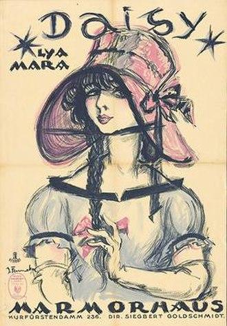 Daisy (1923 film) - Image: Daisy, The Adventures of a Lady