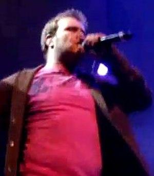 Daniel Bedingfield - Bedingfield performing in 2007