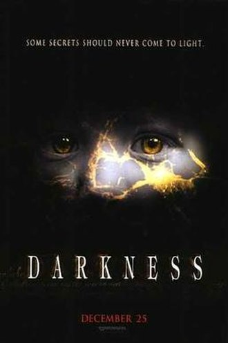 Darkness (2002 film) - Promotional poster