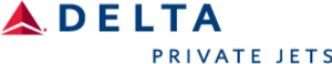 Delta Private Jets - Image: Delta Private Jets Logo