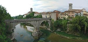 Cividale del Friuli - del Diavolo, the Devil's Bridge
