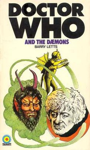 The Dæmons - Image: Doctor Who and the Dæmons