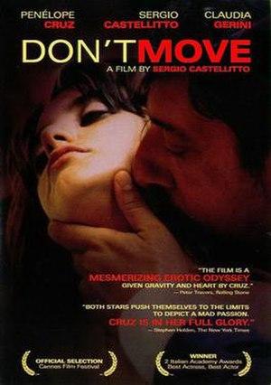 Don't Move - Image: Don't Move(2004)