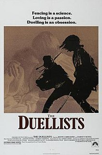 <i>The Duellists</i> 1977 film by Ridley Scott