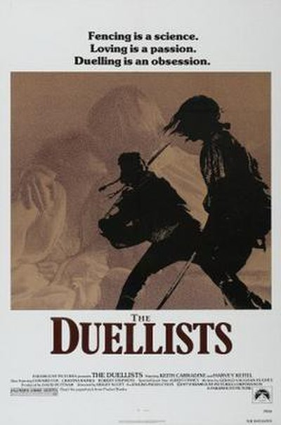 Picture of a movie: The Duellists