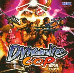 Dynamite Cop - Dynamite Cop